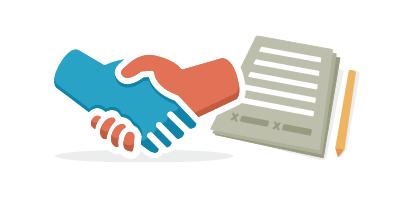 Sign a Participation Agreement